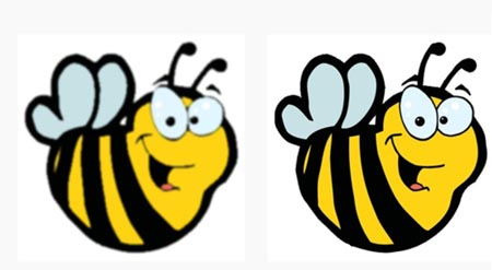 Vector conversion, Raster to vector conversion editing service | Clipping Path Source
