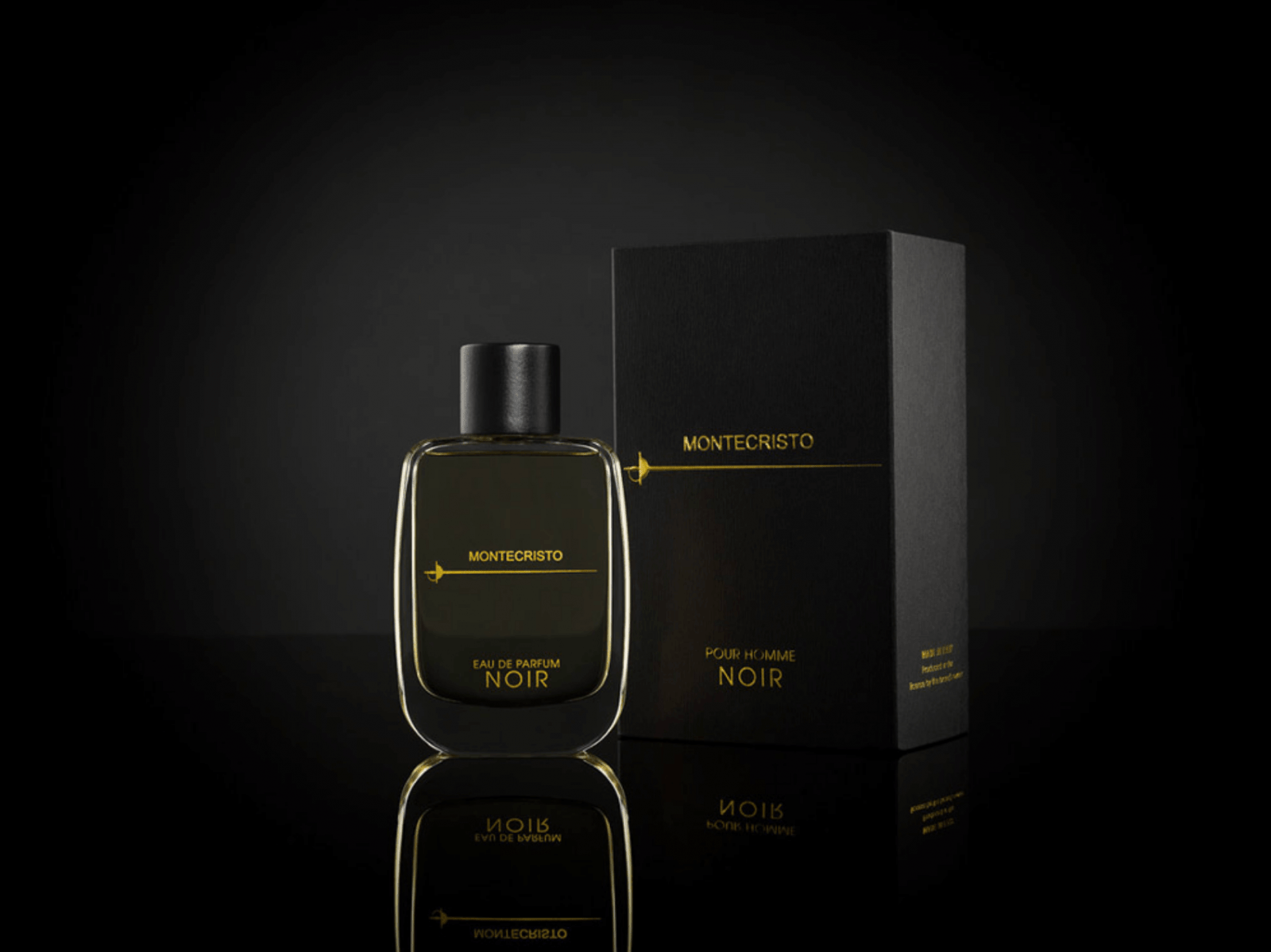 Product Photography In Black Background