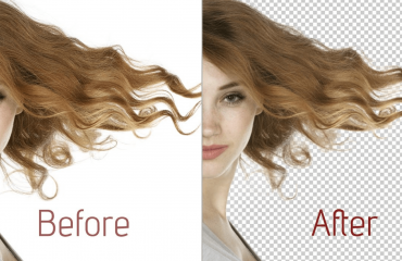 Remove white background from Hair | Clipping Path Source